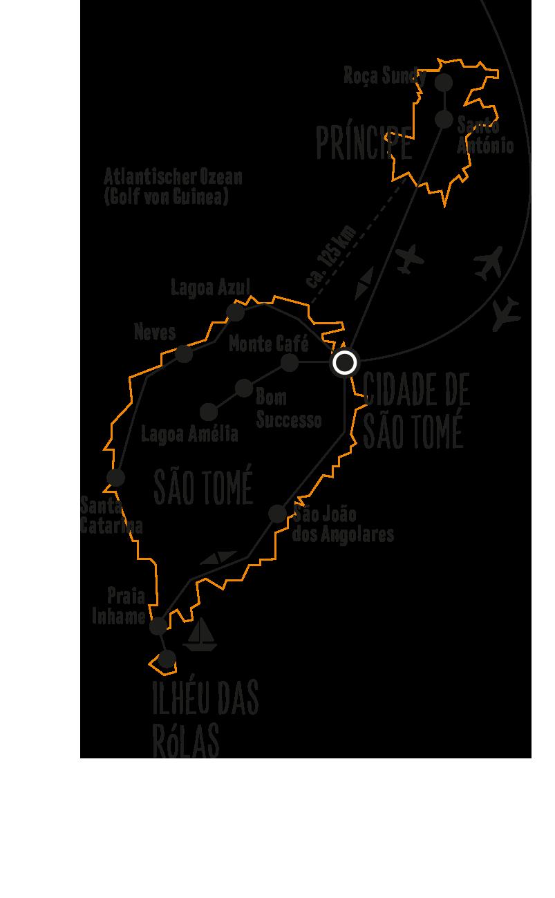Versteckter Inselarchipel Sao Tome Und Principe 17 T Reisen Mit Sinnen