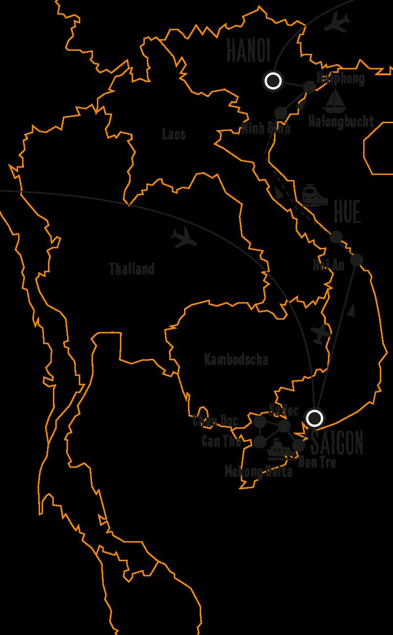 Begegnungen In Augenhohe Vietnam Gruppenreise 23 Tage Reisen Mit Sinnen